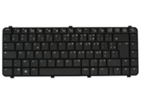 HP Keyboard Wired Proprietary English (UK) 491274-031
