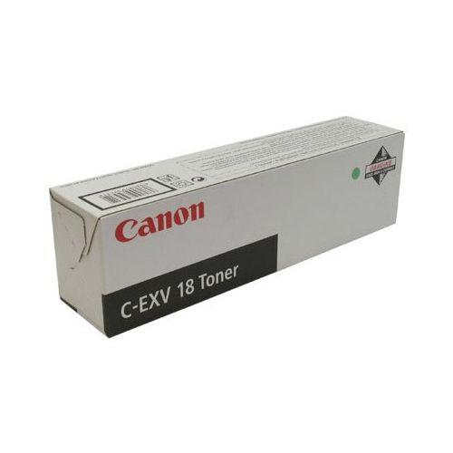 CANON C-EXV 18 Toner schwarz hohe Kapazit�t 8.400 Seiten 1er-Pack