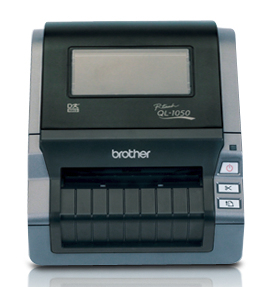 BROTHER P-touch QL1050 USB SER