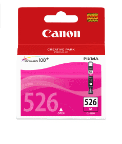 Inktpatroon Canon CLI-526M