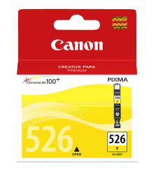 Inktpatroon Canon CLI-526Y