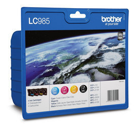 Brother LC-985 Multipack