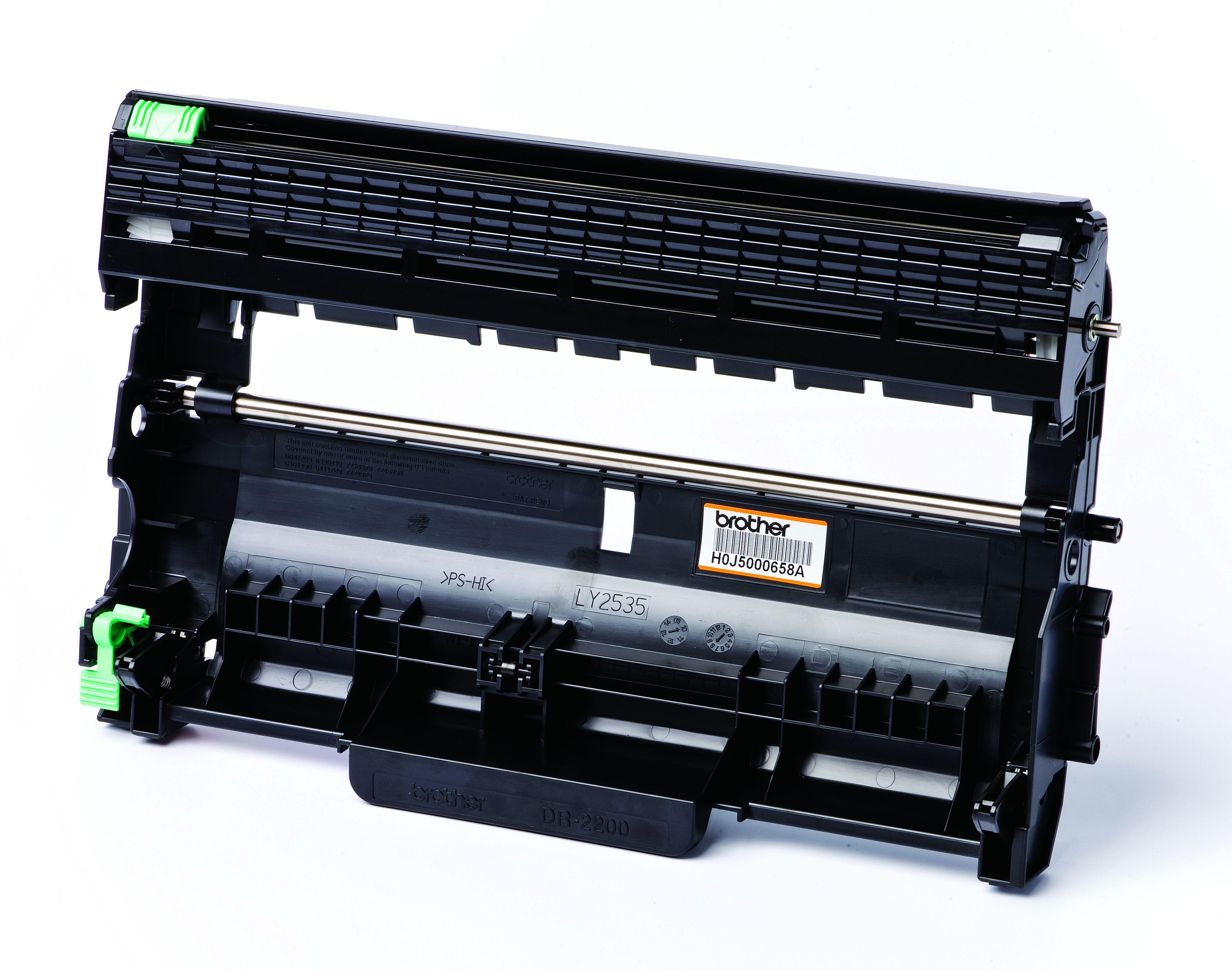 BROTHER DR-2200 Trommel schwarz Standardkapazität 12.000 Seiten 1er-Pack