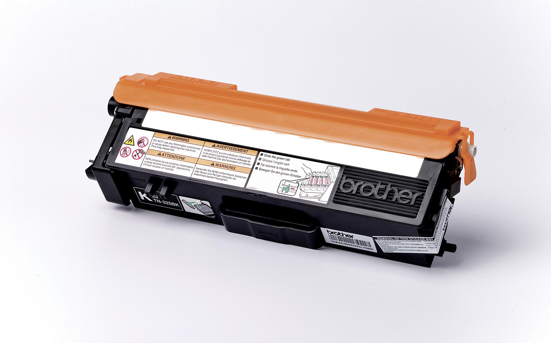 BROTHER TN-325 Toner schwarz Standardkapazität 4.000 Seiten 1er-Pack