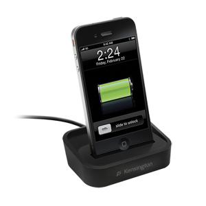 Charge and Sync Dock per iPhone, iPod Touch, Including iPhone 4G