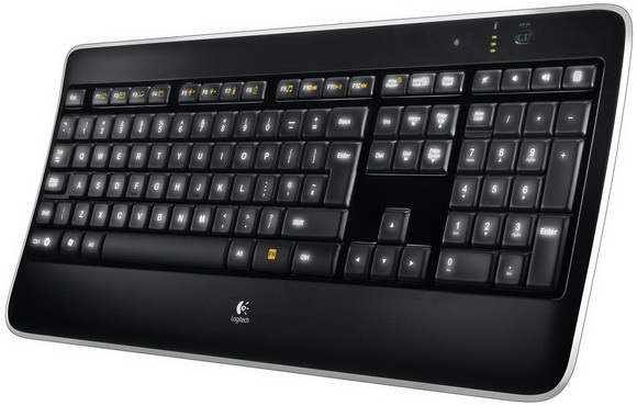 Toetsenbord Logitech K800