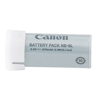 Canon NB-9L