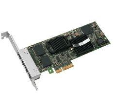 Netwerk adapter Intel E1G44ET2 netwerkkaart & -adapter