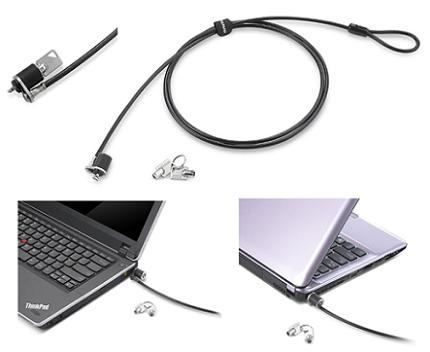 Veiligheid Accessoire Lenovo 57Y4303 kabelslot