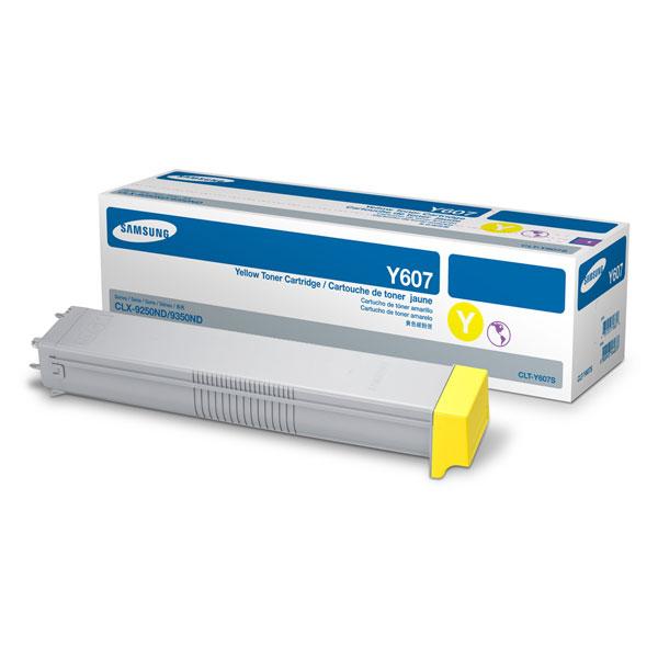 SAMSUNG CLT-Y6072S Toner gelb Standardkapazität 15.000 Seiten 1er-Pack