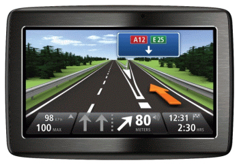 TomTom TOM TOM VIA 115 EUROPA 1EH5.00...
