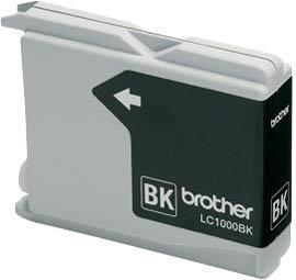 Inktpatroon Brother Inktcartridge zwart