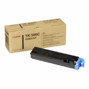 KYOCERA TK-500 Toner cyan Standardkapazit�t 8.000 Seiten 1er-Pack