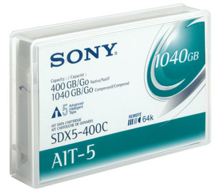 Sony AIT-5 1040GB