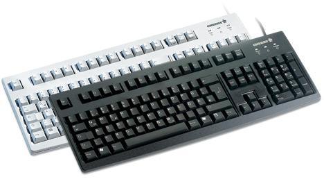 CHERRY Standard Keyboard USB black (FR)