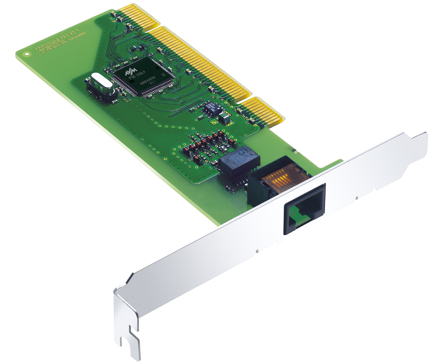 AVM FRITZ!Card PCI V2.1 Low-Profile bulk