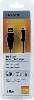 Belkin F3U151CP1.8M USB-kabel
