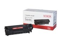 XEROX XRC Toner schwarz fuer HP LJ1010 alternativ zu Q2612A 2000Seiten