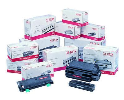 XEROX XRC Toner cyan fuer HP CLJ2500 und LJ2840 alternativ zu C9701A mit Chip 4000Seiten