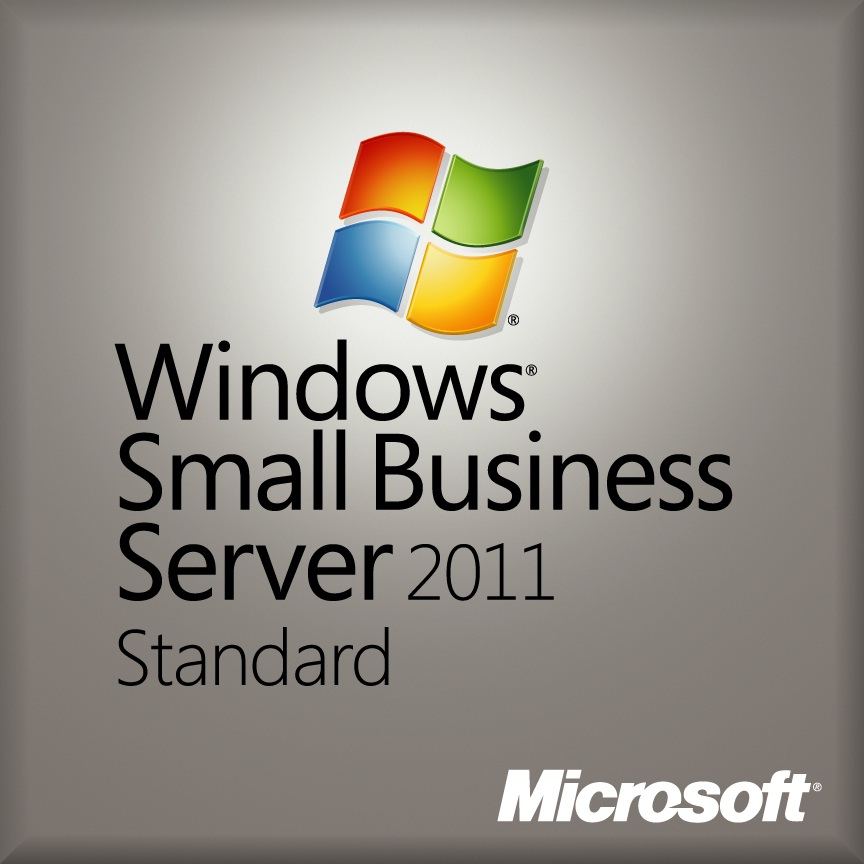 Microsoft OEM Windows Small Business Svr Std 2011 64Bit Italian 1pk DSP OEI DVD 1-4CPU 5 Clt