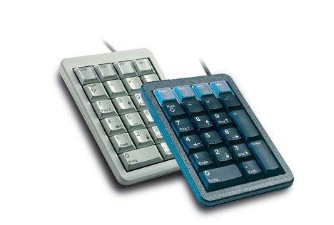 CHERRY Keypad USB black (DE)