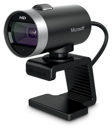 Webcam Microsoft LifeCam Cinema for Business