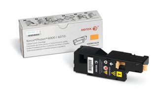 Inktpatroon Xerox Phaser 6000/6010 / Workcentre 6015, standaard tonercartridge, geel (1.000 pagina's)