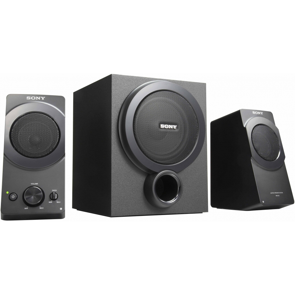 Speaker 2.1 System Gaming And Movie 40W