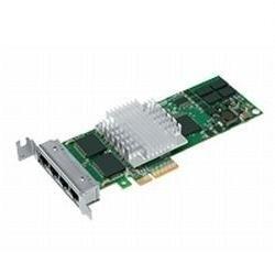 INTEL Pro1000PT 1GBit 4xRJ45 NIC Quad Port Server Adapter PCI-Express bulk LP
