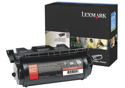 Toner LEXMARK T640            black 64016HE