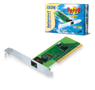 AVM FRITZ!Card PCI ISDN Controller