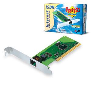AVM FRITZ!Card PCI ISDN Controller