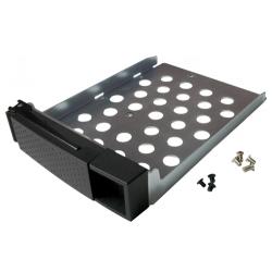 QNAP HDD Einschubrahmen schwarz 6,4cm + 8,9cm 2,5Zoll + 3,5Zoll fuer TS-119+/219+/419P+/419P II/869L TS-x53A