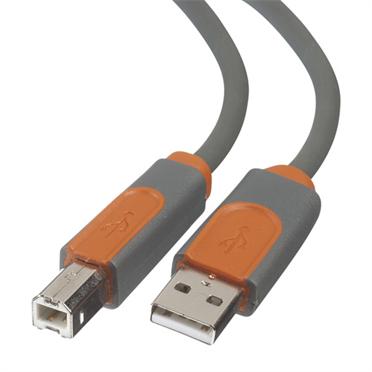 Belkin CU1000CP0.9M USB-kabel
