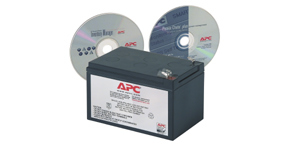APC Replacement Battery Cartridge 4