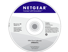 NETGEAR VPN Client 1 User-Lizenz - IPsec Encryption - Win 7 kompatibel