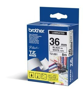 Label Brother TZe-261