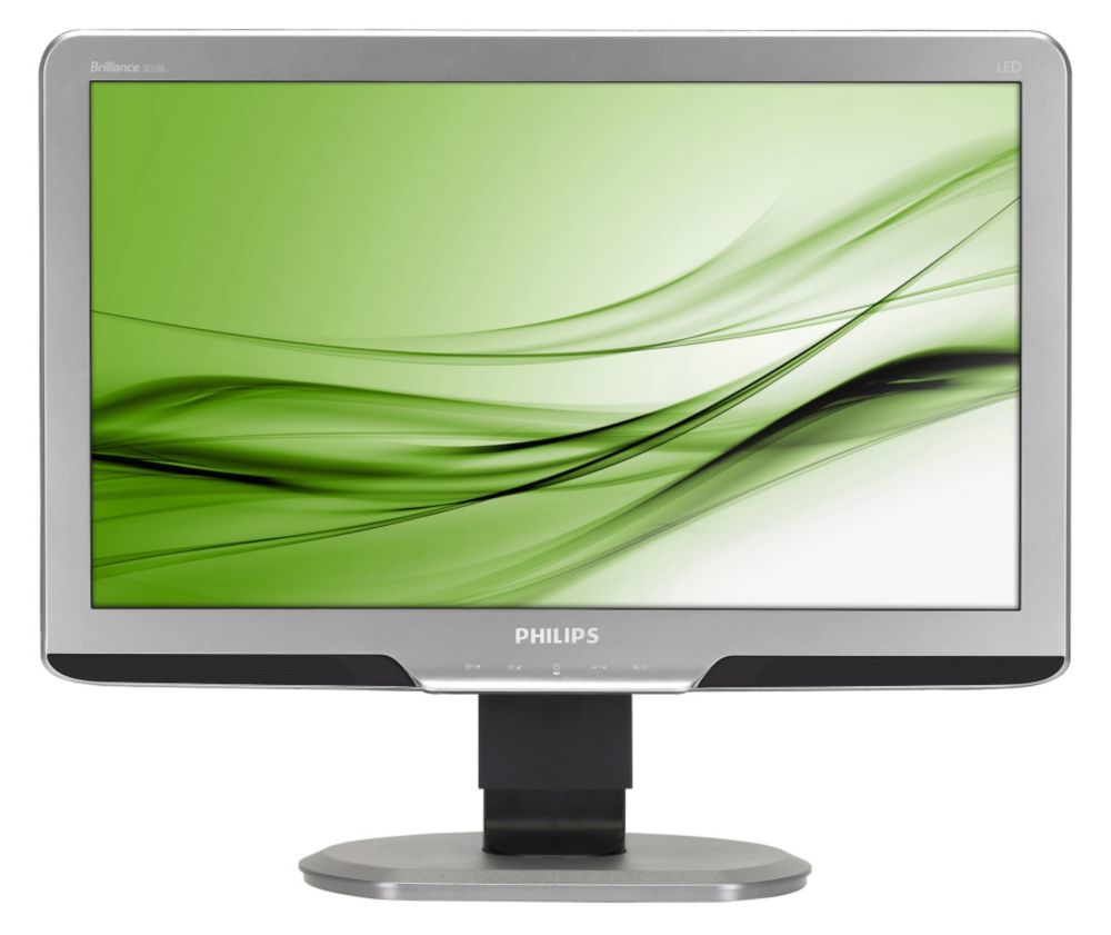Philips Brilliance B-line 201BL2CS