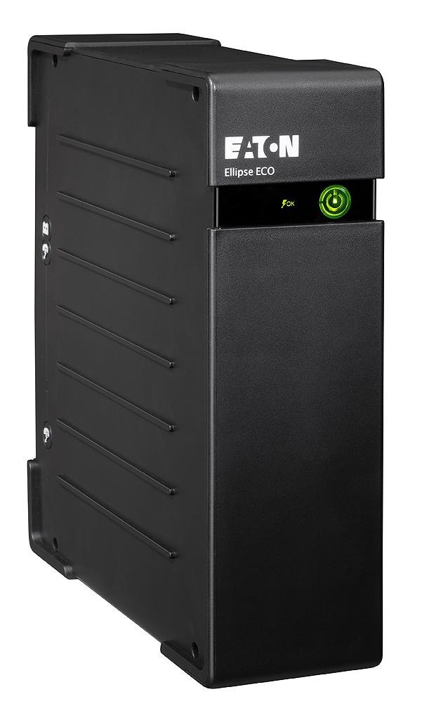 EATON Ellipse ECO 800VA/500W 230V IEC USB port Rack/Tower 4min Runtime 410W