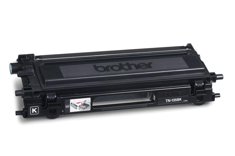 BROTHER TN-135 Toner schwarz hohe Kapazität 5.000 Seiten 1er-Pack