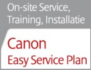 Service en ondersteuning Canon Easy Service Plan imageFORMULA