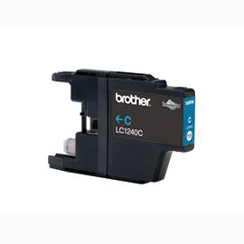 BROTHER LC-1220 Tinte cyan Standardkapazität 300 Seiten 1er-Pack