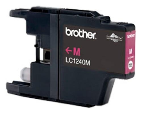 BROTHER LC-1220 Tinte magenta Standardkapazität 300 Seiten 1er-Pack