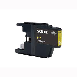 BROTHER LC-1220 Tinte gelb Standardkapazität 300 Seiten 1er-Pack