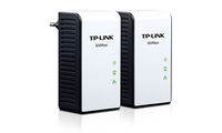 TP-Link Powerline Adapter Kit, 1x 10/100/1000, 500 Mbps