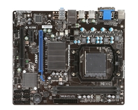 Msi Placa 760gm-P23,Amd,Am3+,2ddr3,16gb, (911-7641-024)