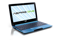 Aspire One D270 N2600 1GB 320GB 6C 10 azul