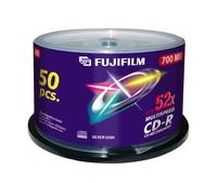 CD-R FUJI 80MIN/700MO PK50 52X SPINDLE