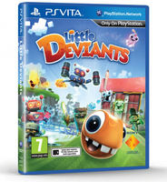 JUEGO PS VITA LITTLE DEVIANTS