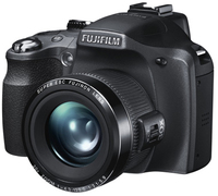 "FUJIFILM FINEPIX SL300 NEGRO 14 MP ZO X 30 ( 24-720) HD ZAPATA PARA FLASH TTL LCD 3"" LITIO"
